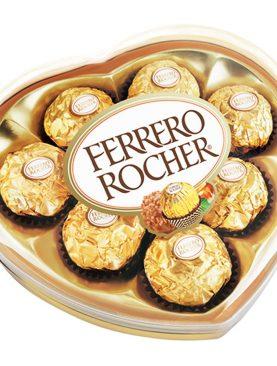 Ferrero Roche Corazón